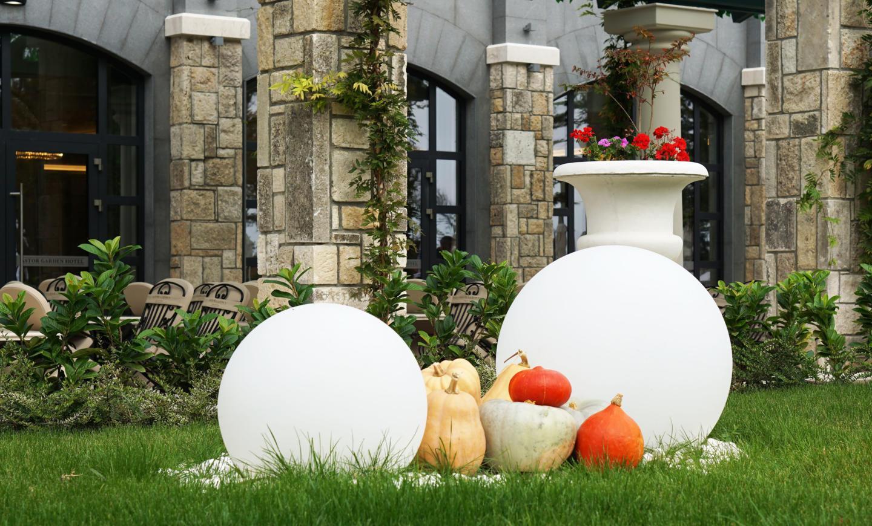 Halloween в Astor Garden